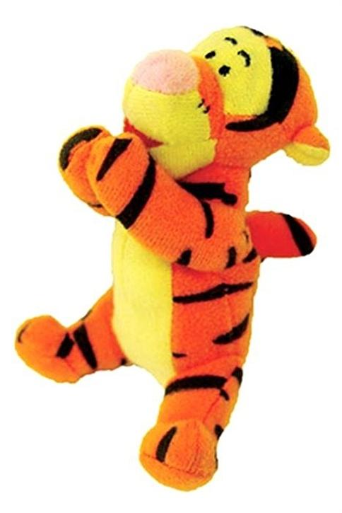Disney Tigger Mandallı Peluş Oyuncak 12 Cm Renkli